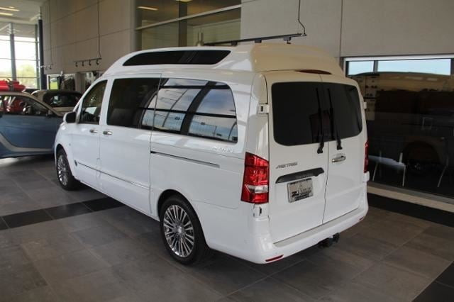 2017 mercedes benz metris passenger van luxury van by for Mercedes benz luxury van
