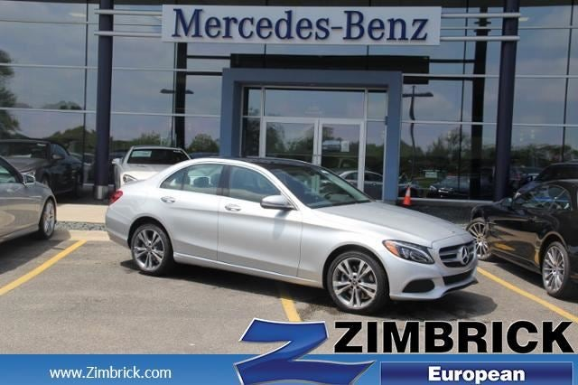 new 2017 mercedes benz c class for sale in madison wi