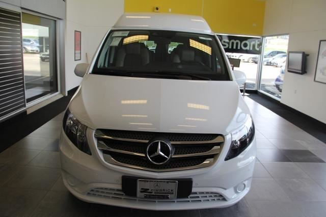 New 2017 mercedes benz metris passenger for sale in for Zimbrick mercedes benz