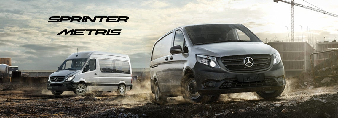 Mercedes benz vans inventory commercial vehicles for Zimbrick mercedes benz
